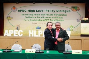 Strengthening Public-Private Partnership to Reduce Food Loss in the Supply Chain.