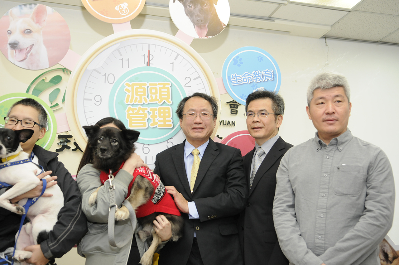 "Taiwan Implements ""No-kill"" Policy on Shelter Animals (2)"